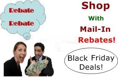 mail in rebates, shop with mail in rebates.  Rebate forms.