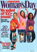 Woman's Day Magazine special, free trial offer.  Try it free.