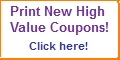 free printable high value coupons,