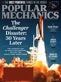 Popular Mechanics magazine, trial offer