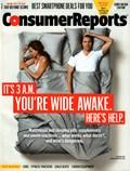 Consumers reports magazine, special offer, discount.  Trial offer
