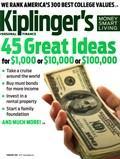 Kipplinger's magazine, trial offer