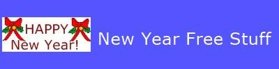 New Year free stuff. Holiday free stuff and free                   samples